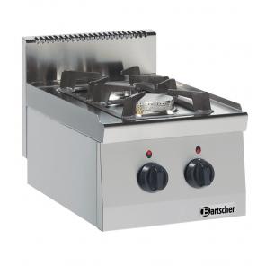 Kuchnia gazowa 600, 2PAL Bartscher, Nr art.1317433