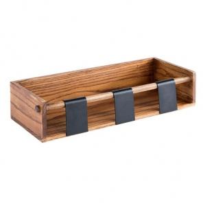 Drewniana skrzynka na naczynia | APS, 84863 APS