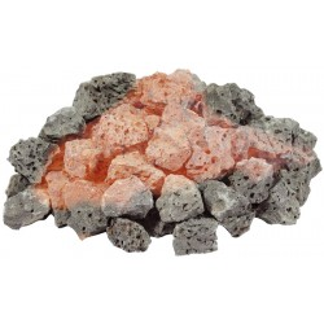 Kamienie lawowe do grilla 7kg Bartscher, Nr art.100611