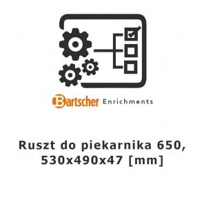 Ruszt do piekarnika 650 Bartscher, 105804