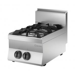 Kuchnia gazowa 650 Bartscher, 2PAL, US Nr art.1151023
