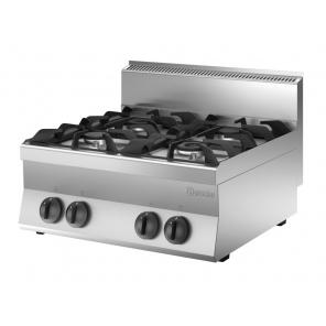 Kuchnia gazowa 650 Bartscher, 4PAL, US Nr art.1151033
