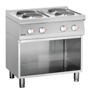 Kuchnia elektryczna 700, szer. 800 4PL, PO Bartscher Nr art.286104