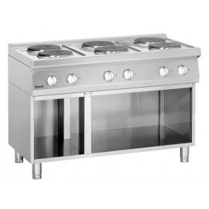 Kuchnia elektryczna 700, szer. 1200 6PL, PO Bartscher Nr art.286106