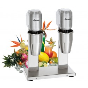 Drink Mixer podwójny 2x700ml Bartscher Nr art.135102