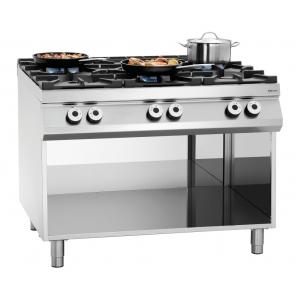 6-paln.kuchnia gazowa, PO Bartscher Nr art.2951121