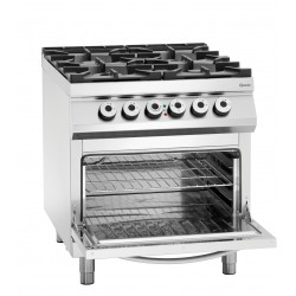 4-paln.kuchnia gaz., piek.el.2/1GN Bartscher Nr art.2952271