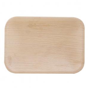 Płyta organiczna prostokątna | liść palmowy 12cm 410632