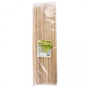 Biodegradowalny drewniany szpikulec 25cm  Drewno brzozy 38906