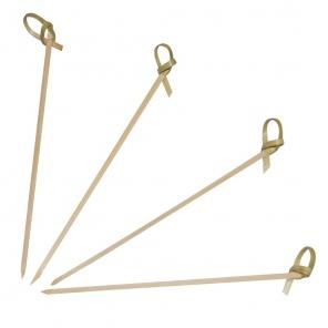 Bambusowy szpikulec z węzłem 15 cm,38968