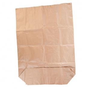 Organiczne worki na śmieci 120 l + nadruk | papier 35556