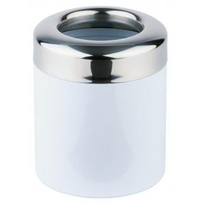Stołowy pojemnik ze stali nierdzewnej na odpadki 1,2 l   , APS 00292