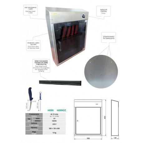 Sterylizator UV mały H099