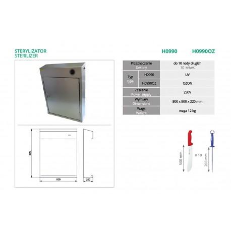 Sterylizator UV / OZON H0990