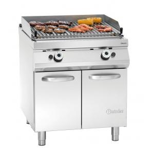 Lawa-grill gazowy, PO Bartscher, 2954631