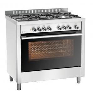 Kuchnia gazowa BGH 600-520 Bartscher, 1519811