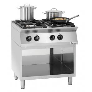 Kuchnia gazowa MFGO 7040 Bartscher, 1582051