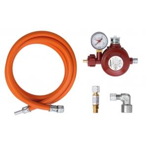 Zestaw przyłączy gazowych GW-AI Bartscher, 500180