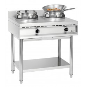 Kuchenka gazowa wok, 2 palniki Bartscher, 1052103