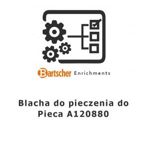Blacha do pieczenia do A120880 Bartscher, A120702