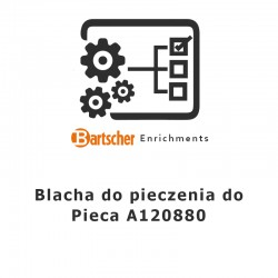 Blacha do pieczenia do A120880 Bartscher, A120702