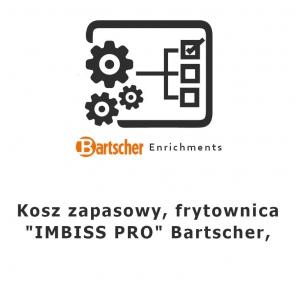 "Kosz zapasowy, frytownica ""IMBISS PRO"" Bartscher, 165525"