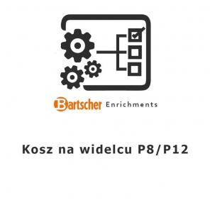 Kosz na widelcu P8/P12 Bartscher, 215078