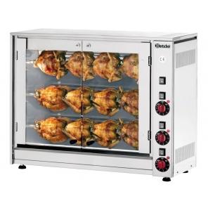 Rożen do kurczaków P8N Bartscher, 215036