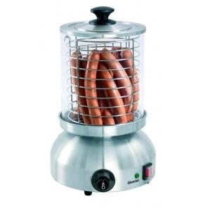 Urządzenie do hot-dogów, okrągłe Bartscher, A120407