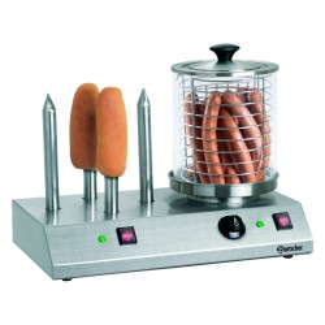 Urządzenie do hot-dogów, 4 tosty Bartscher, A120408