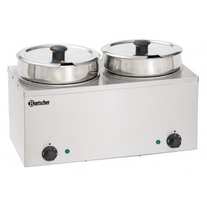 Bemar Hotpot, 2 x wkład 6,5L Bartscher 606065
