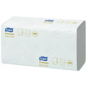 Tork Xpress® bardzo miękki ręcznik Multifold w składce wielopanelowej 100297