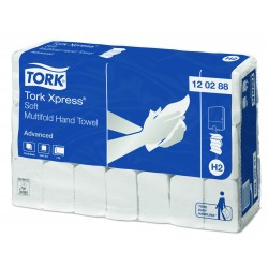Tork Xpress® ręcznik Multifold w składce wielopanelowej 120288