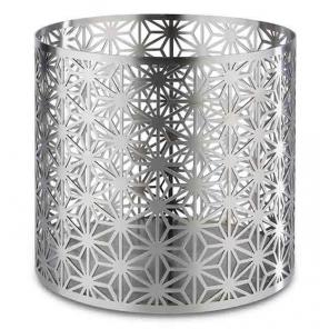 Stojak bufetowy / koszyk ASIA PLUS, ze stali nierdzewnej, satynowy, wym. 21x20 cm, APS 15509