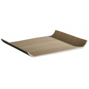 FRIDA rectangular tray in...