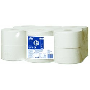 Tork papier toaletowy mini jumbo Advanced, 1-warstwowy110163