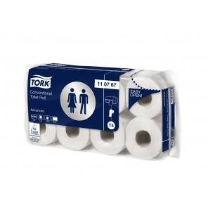 Tork papier toaletowy w rolce konwencjonalnej, 2-warstwowy 110767