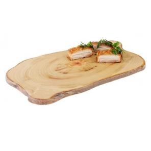 TIMBER rectangular tray,...