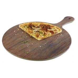 Round tray OAK, chopping...