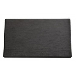 Rectangular tray SLATE GN...