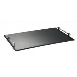 Rectangular tray SLATE GN...