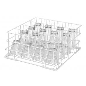 Kosz do zmywarki na szklanki 400x400x185mm Bartscher 109327