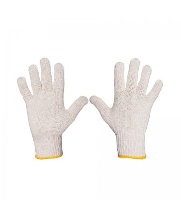 Standard knitted gloves
