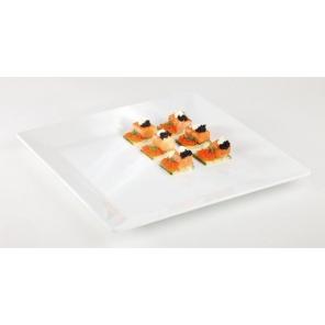PURE square melamine tray...