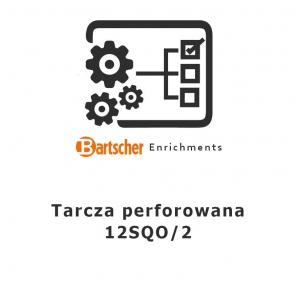 Tarcza perforowana 12SQO/2 Bartscher A370201