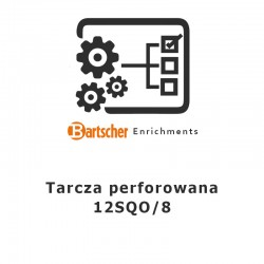 Tarcza perforowana 12SQO/8 Bartscher A370207