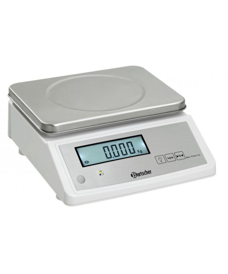 Waga kuchenna, 15kg, 5g Bartscher A300117