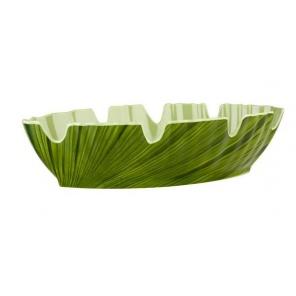 Palm leaf NATURAL...