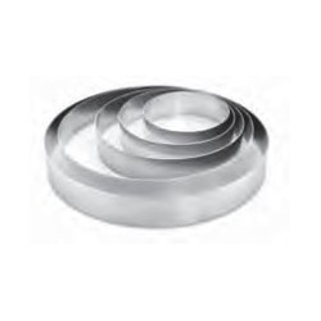Rant okrągły aluminiowy Kpl. 4 szt, 83000.10876