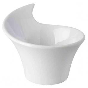 MINI melamine bowl white...